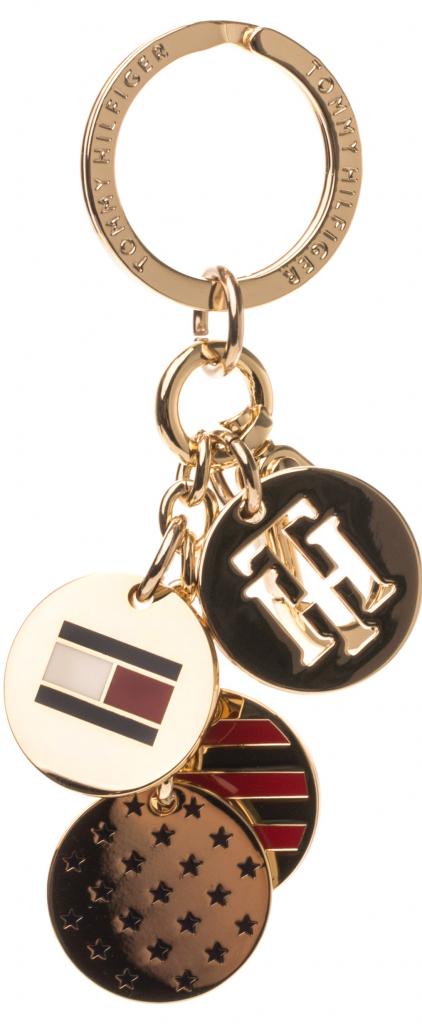 Prívesok na kľúče Prívesok na kľúče Tommy Hilfiger - Zoznamtovaru.sk 189888b7388