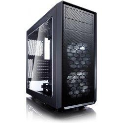 Fractal Design Focus G - Black, FD-CA-FOCUS-BK-W