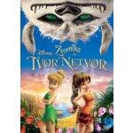 Filmové DISNEY DVD Cililing a Zver Nezver (SK) DVD