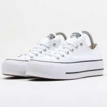94ecd4020e Converse Chuck Taylor All Star Lift OX White Black White