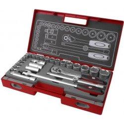 091bdf419a596 Fortum Sada nástrčných a zástrčných kľúčov 27-dielna 4700014 od 87 ...