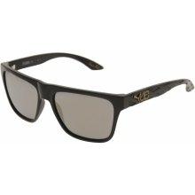 Puma Usain Bolt Wayfarer Sunglasses Black/Gold