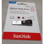 SanDisk iXpand Flash Drive 128GB V2 SDIX30C-128G-GN6NE