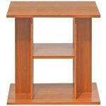 Diversa stolík Budget rovný 60x30x60 cm čierny