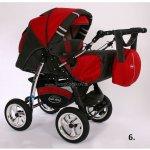 Baby-Merc 2-kombinácia Agat 2 2015 06 Kolesá penové