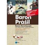 Baron Prášil - Kniha + CD audio, MP3