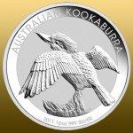 f71f1b87c Kookaburra Strieborná investičná minca 1 kg