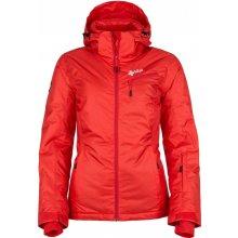 Kilpi Dámská zimní bunda KANPU-W FL0006KIRED Červená