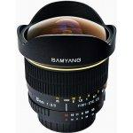 Samyang 8mm f/3,5 Aspherical IF MC CS Olympus