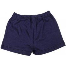 krátké nohavice tmavomodré