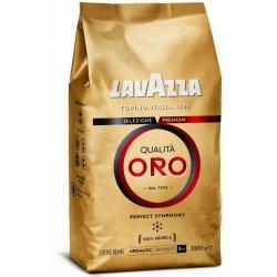 kava Lavazza Qualita Oro zrnková káva 1 kg