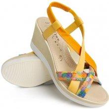 6ab5f098d653 Batz dámske zdravotné sandále Malaga