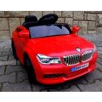 Bestcar elektrické autíčko B 104 red