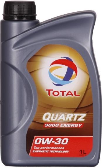 Total Quartz 9000 Energy 0W-30 1 l - 0