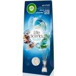 Air Wick Reed Diffuser Půlnoční ostružiny a vanilkové hodváb vonné tičinky 50 ml