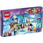 LEGO Friends 41324 Lyžiarsky vlek v zimnom stredisku