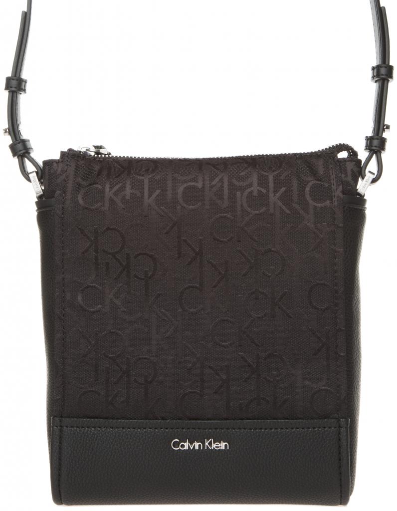 Pridať používateľskú recenziu Calvin Klein kabelka MARIN4 Logo Flat  crossbody čierna - Heureka.sk 83d4ba5e319