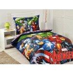 Jerry Fabrics bavlna obliečky Avengers 2016 140x200 70x90