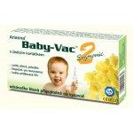 Baby Vac Arianna 2 s čist.kefkou odsávačka hlienov