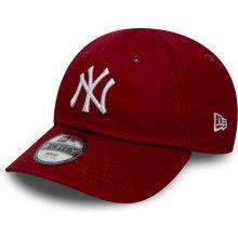 New Era League Essential 9Forty Infant MLB New York Yankees Dětská Kšiltovka  Red White e981c685d6
