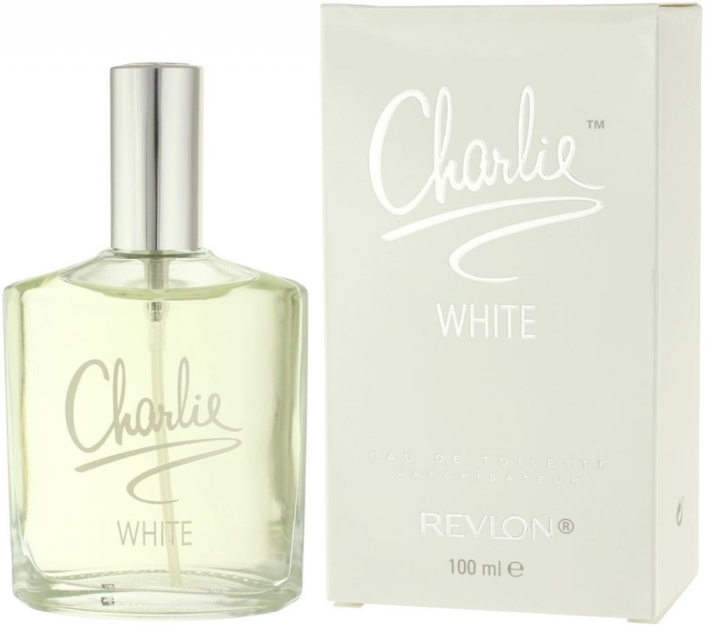 fc0fe40c2a Revlon Charlie White toaletná voda dámska 100 ml od 3
