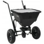 vidaXL Posypový vozík na soľ PVC a oceľ 106x73x76 cm 45 l