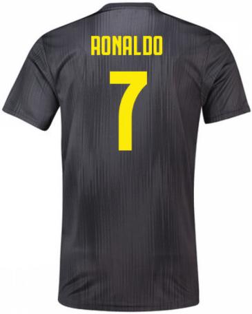 587d909a81d08 Futbalový dres Adidas Juventus RONALDO pánsky 2018-2019 alternatívny ...