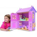 eichhorn drevený domček pre bábiky