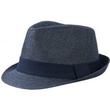 Myrtle Beach Letný klobúk MB6564 Džínová / džínová