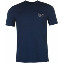 Everlast Logo T Shirt Mens Navy