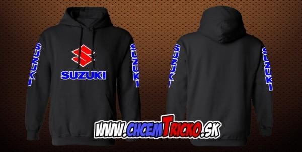 Mikina a sveter Mikina s motívom Suzuki - Zoznamtovaru.sk e341d7f909c