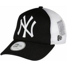New Era Trucker Clean MLB New York Yankees black White 1b53a4a1d3