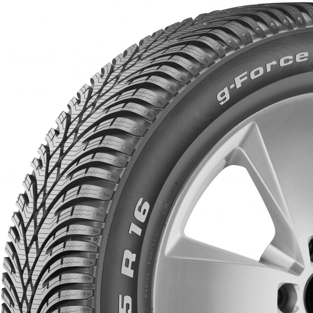 BFGoodrich g-Force Winter 2 195/65 R15 91T
