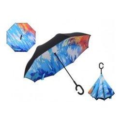 d747941c8 Obrátený dáždnik žíhaný od 15,60 € - Heureka.sk