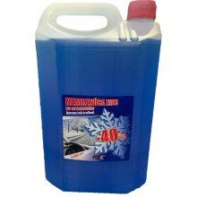 GrandX Zimná kvapalina do ostrekovačov -40°C 5 l
