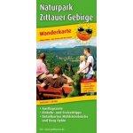 PublicPress Wanderkarte Naturpark Zittauer Gebirge