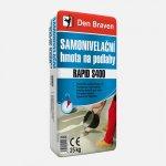Samonivelačná hmota na podlahy RAPID S400 vrece 25 kg šedá