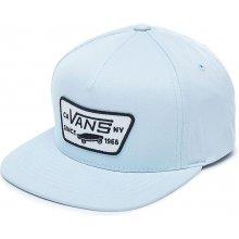 Vans Full Patch Snapback Boys baby blue 18 9c9fe838651