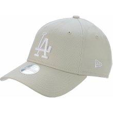 New Era 9FO Essential MLB Los Angeles Dodgers Stone White 5ccef39ddc