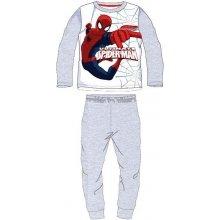 E plus M Chlapčenské pyžamo Spiderman šedé