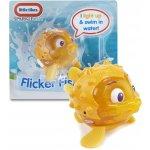 Little Tikes Svítící rybka žltá