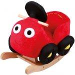 Hojdacie auto červené Jolly Ride