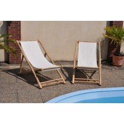 Bambusové lehátko Relax set 2 kusy alternatívy - Heureka.sk 3f6a6853759
