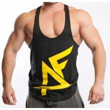 Aesthetic Fitness Tielko AESTHETIC čierna žltá