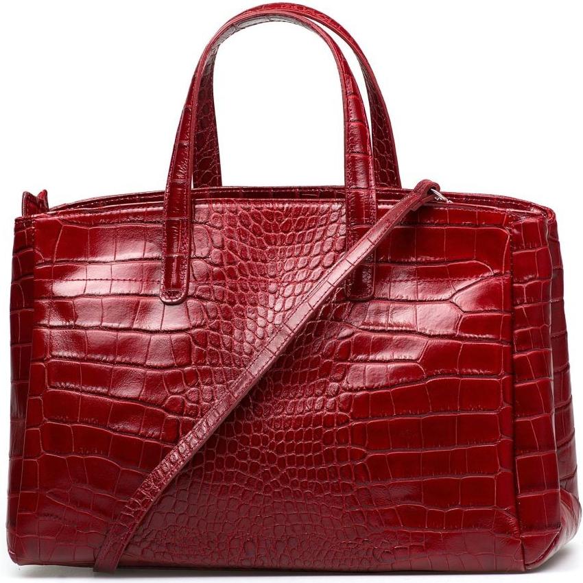 kožená kabelka Natalia vínově červená od 2 090 d7dc51538b