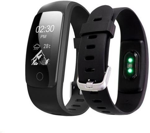 Fitness smart náramok Umax U-Band 107 Plus HR