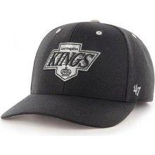 da55e8d62 47 Brand Los Angeles Kings čiapka baseballová šiltovka black 47 Audible MVP