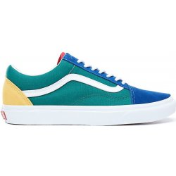 Vans UA OLD SKOOL ( YACHT CLUB) blue green yellow alternatívy ... 4c853ae3e7
