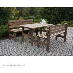 260d2fd9806e Záhradný stôl drevený Miriam 200 cm alternatívy - Heureka.sk