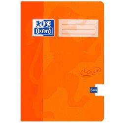 c04ab67272 OXFORD Školský zošit A5 ST 544 linajkový 40 listov CZ SK oranžový od ...